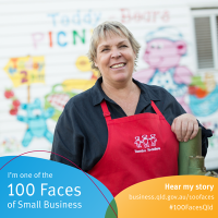 Alison Shaw one of the 100 faces of small business