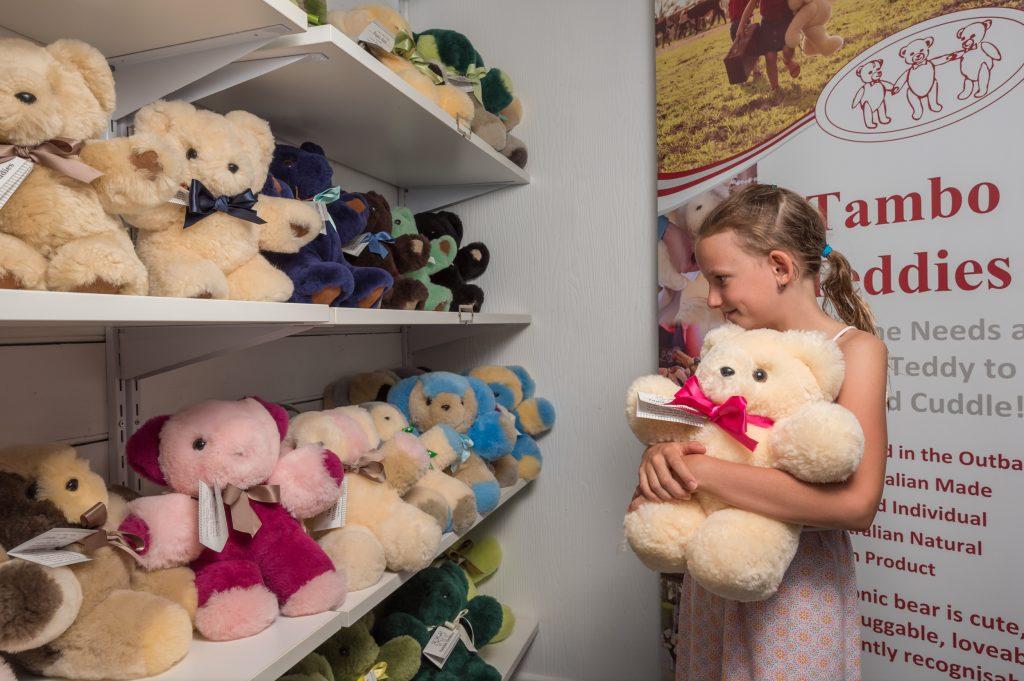 Tambo Teddies Teddy Bear shop