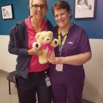 Tambo Teddy maternity matilda bear