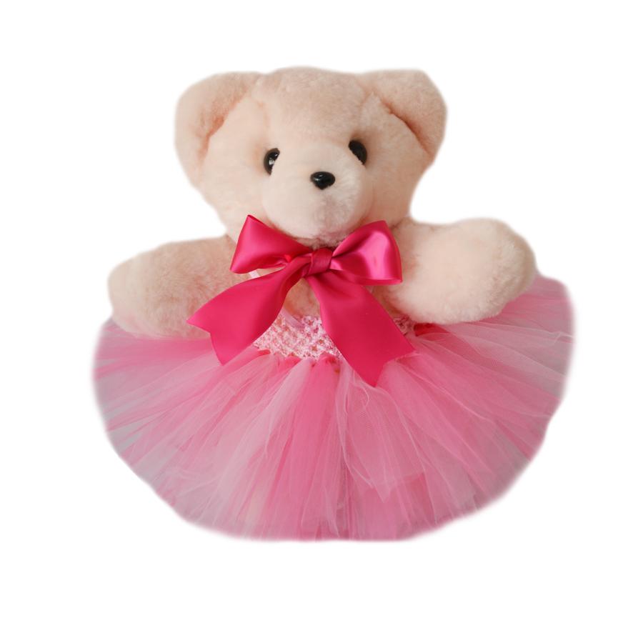 Pink Tambo Teddy tutu