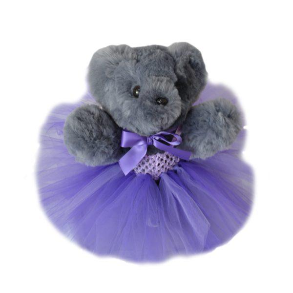 Purple Tambo teddy tutu