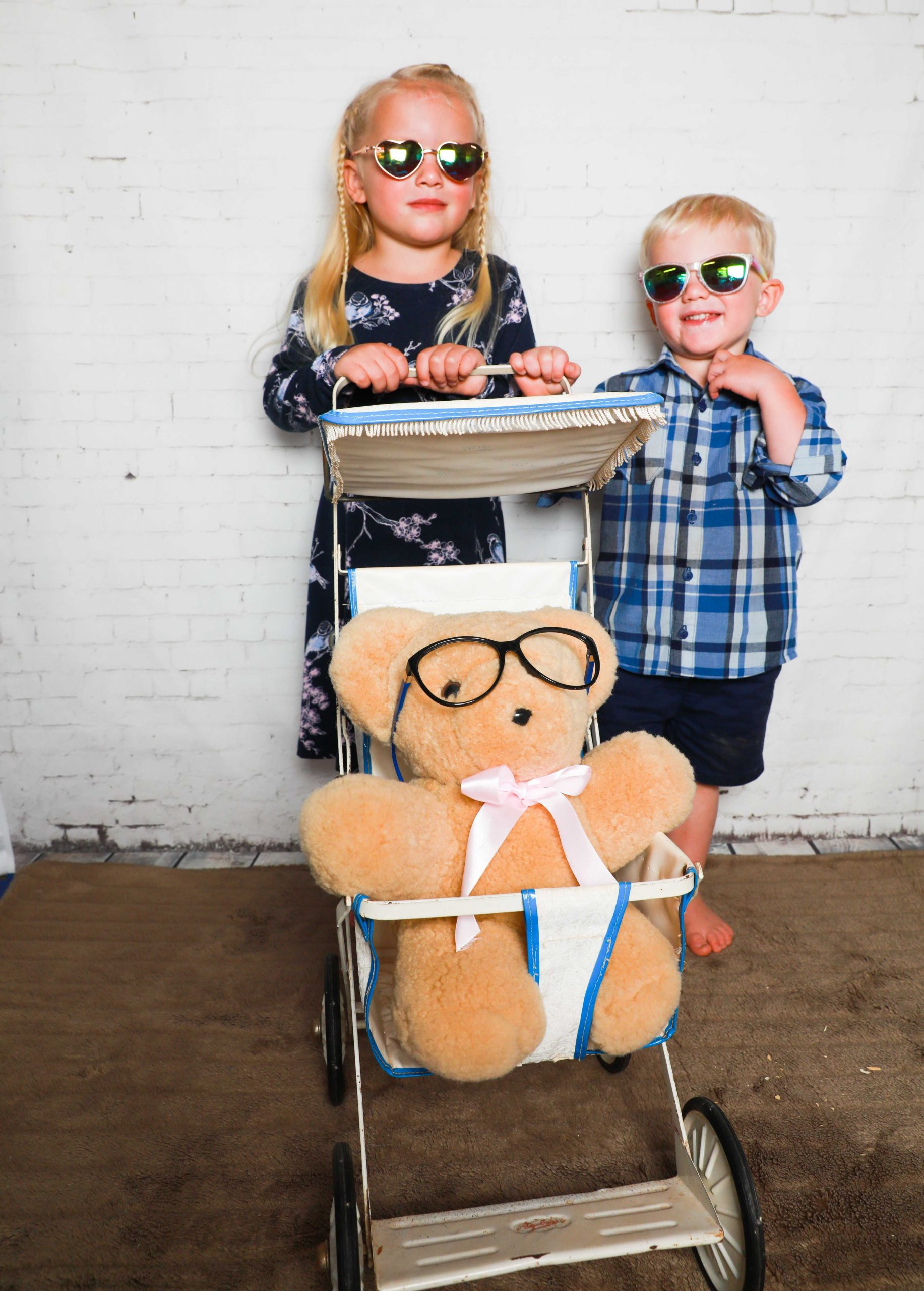 Very cool teddy bears