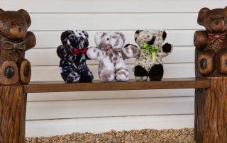 Tambo Teddy Spotty bears