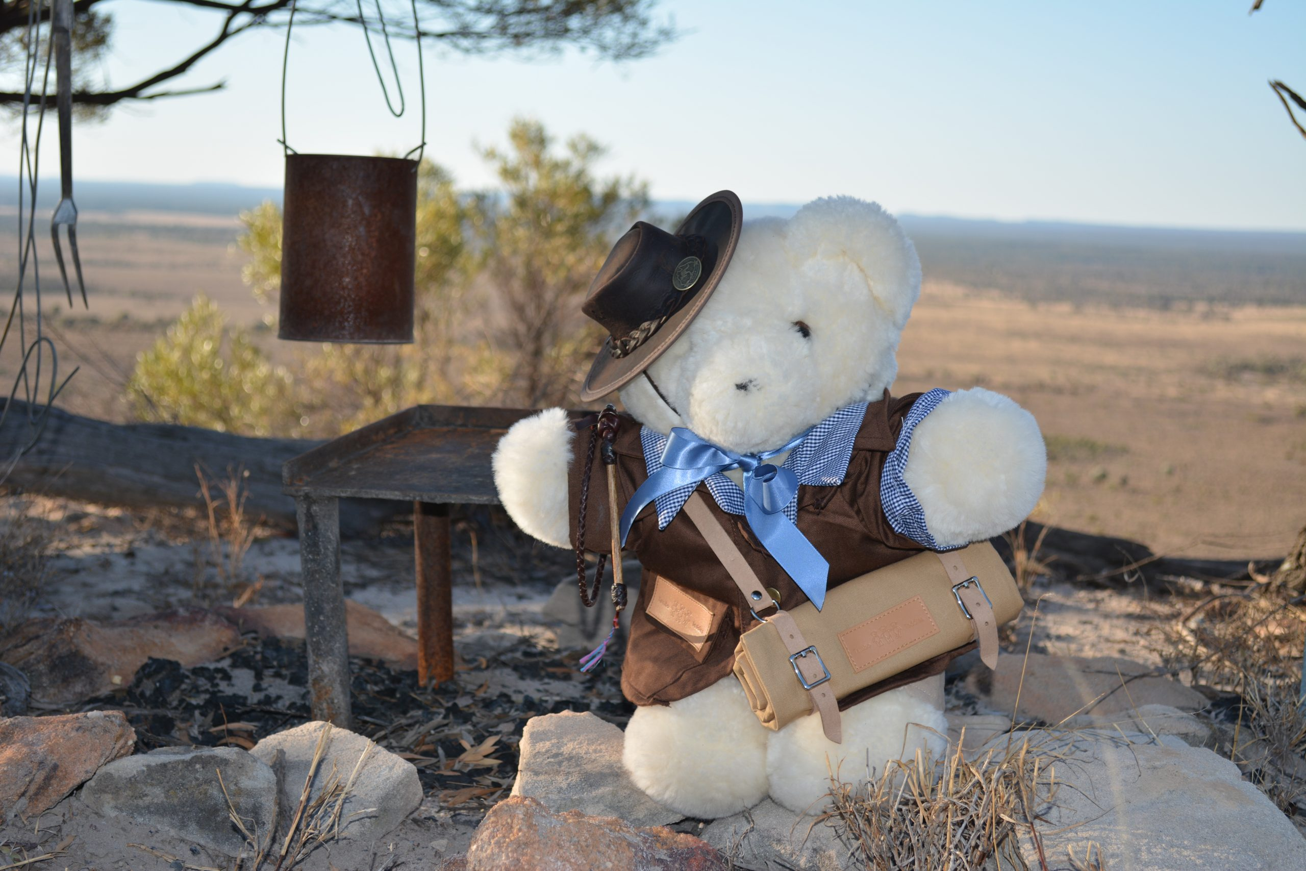 Tambo Teddy Bear