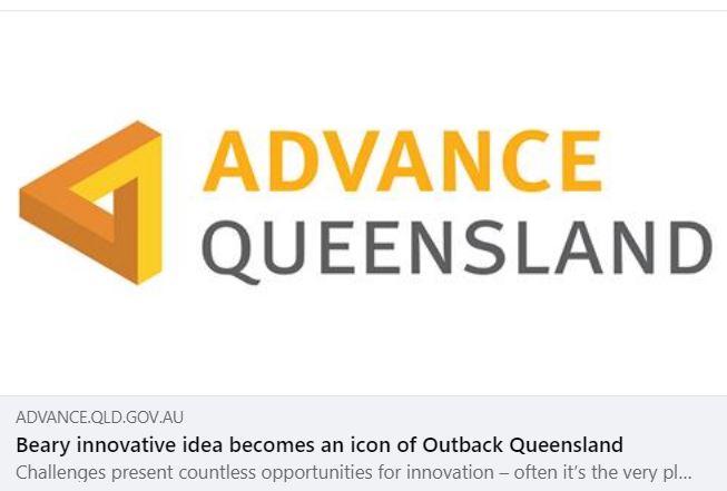 Advance Queensland Tambo Teddies