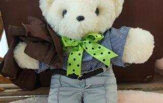 dressed tambo teddy