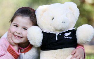 Tasman Tambo Teddies New Zealand Teddy Bear