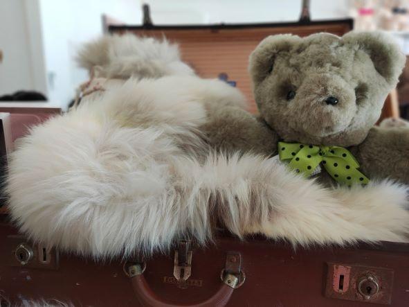 Tambo Teddy sheepskins